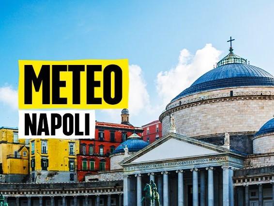 Meteo Napoli martedì 4 maggio, la primavera non arriva: nuvole e temperature in calo
