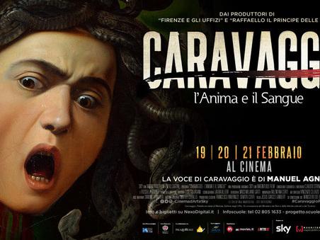 Caravaggio, l'anima e il sangue: al cinema la vita e i tormenti di Michelangelo Merisi con la voce di Manuel Agnelli