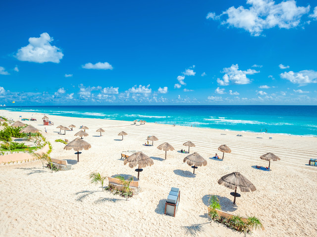 Messico All Inclusive: 7 notti a Cancun in ottimo resort 4* sulla spiaggia + volo a/r da 1.091€!