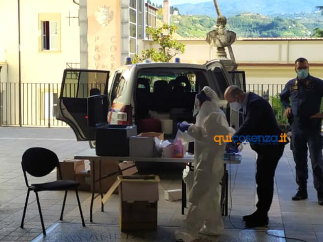 """Coronavirus: salgono i contagi a Spezzano Sila, si valuta la """"zona rossa"""""""