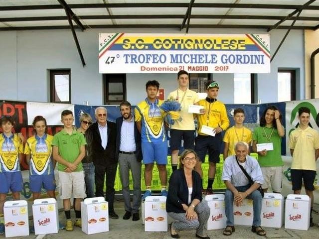 Ciclismo, 48esima edizione del Trofeo in memoria di Michele Gordini