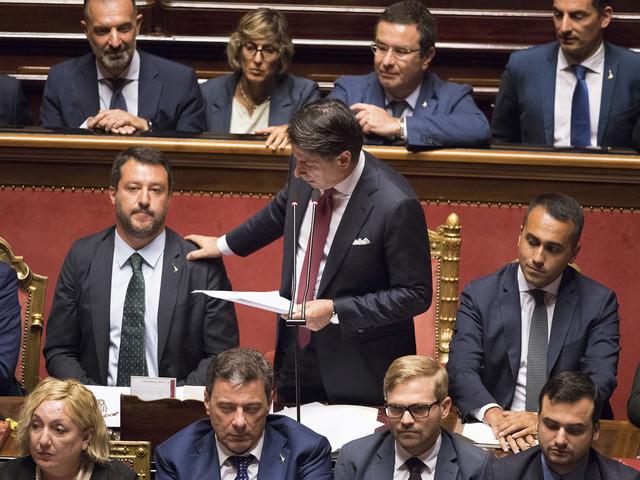 Conte lascia, e per il nuovo Governo augura «un'efficace transizione ecologica»