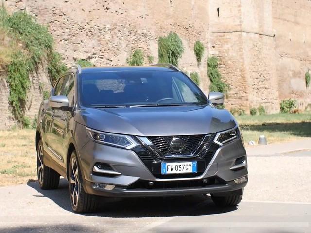 Nissan Qashqai 1.5 dCi Tekna: il test drive