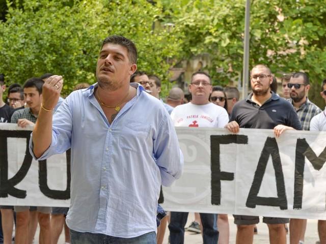 Caso Balotelli, capo ultras Verona denunciato per violazione legge Mancino
