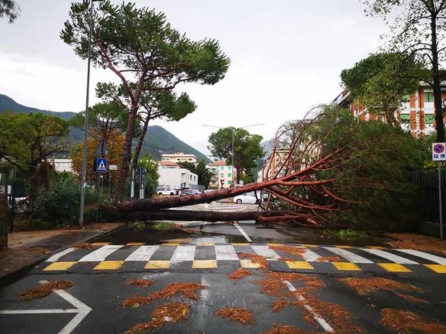 Maltempo in Toscana: decretato lo stato di emergenza regionale