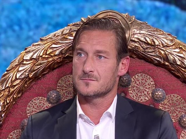 Ascolta le parole di Francesco Totti: si risveglia dopo nove mesi