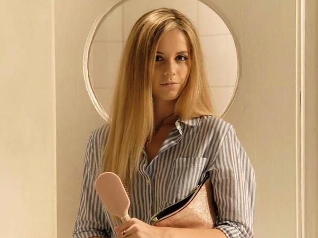 Chi è l'attrice che interpreta Martina nella serie tv: Luce dei tuoi occhi