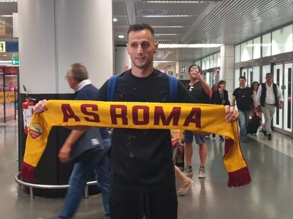 Dalla Spagna: la Roma scarica Kalinic, può tornare all'Atletico Madrid già a gennaio