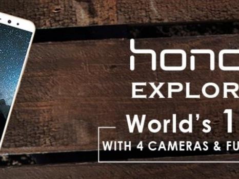 Ufficiale nuovo Honor 9i con 4 fotocamere, in Italia come Huawei Mate 10 Lite o Honor 7X?