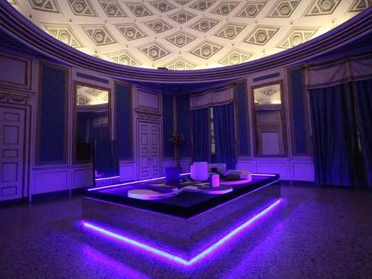Nanda Vigo. Light Project – Palazzo Reale di Milano