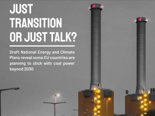 Più finanziamenti del Fondo Ue per una transizione energetica e climatica giusta ai Paesi che vogliono il carbone