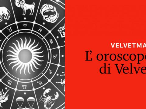 L'Oroscopo di Velvet: settimana 10-16 dicembre 2018