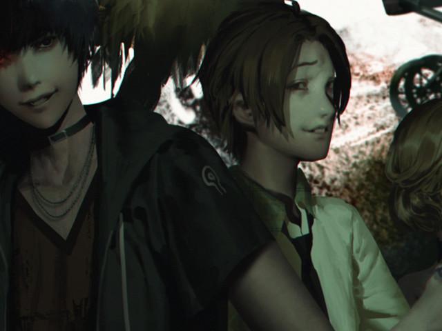 Spirit Hunter: NG, il seguito della celebre visual novel, è disponibile da oggi su PS4