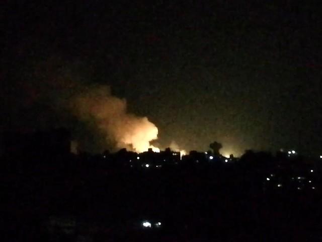 Siria, raid israeliano nella notte colpisce Jihad islamico palestinese