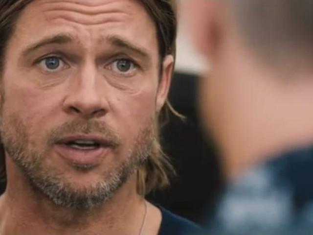 Stasera in tv: World War Z con protagonista Brad Pitt