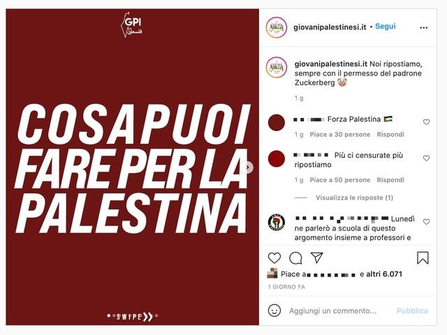 Contro l'attivismo delle grafichine su Instagram