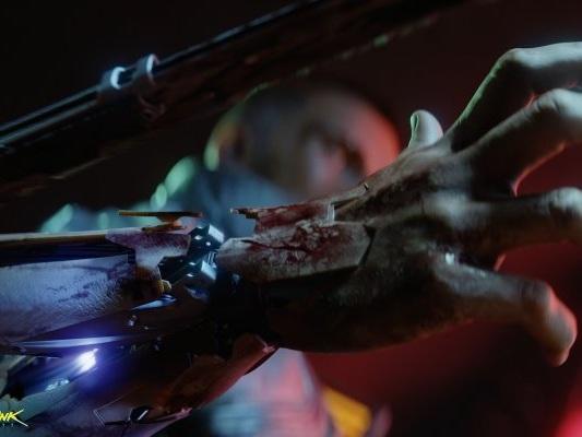 Cyberpunk 2077, statua della Collector's Edition in video - Notizia - PC