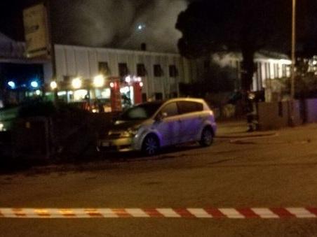 Incendio nella notte al centro islamico, potrebbe essere doloso