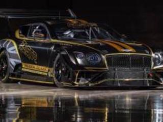 Bentley Continental GT3 Pikes Peak: caccia al record coi biocarburanti
