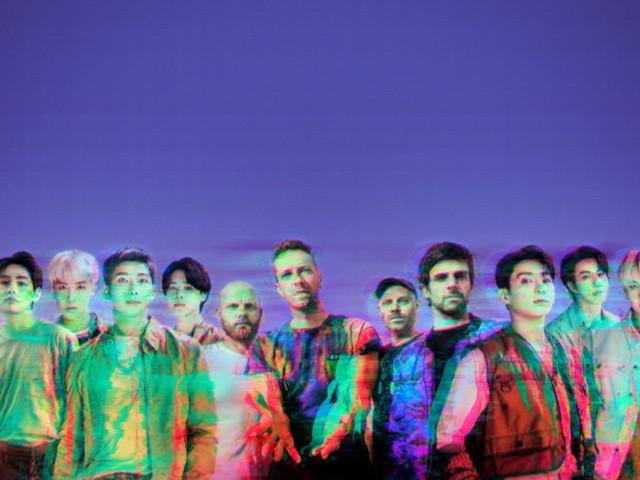 """Coldplay e BTS per la prima volta insieme: arriva """"My Universe"""""""