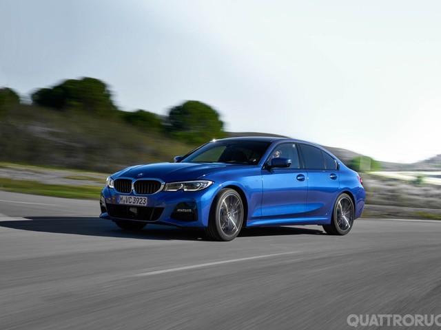 BMW - Al volante della Serie 3