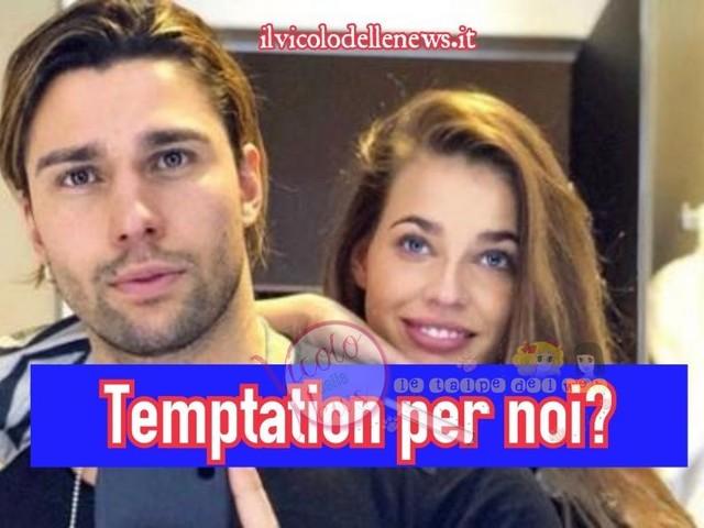 Luca Onestini e Ivana Mrazova andranno o no a Temptation Island? Ecco le chiare parole di lui…