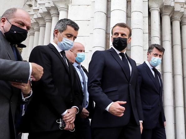 Nizza: Macron, attentato terroristico islamista