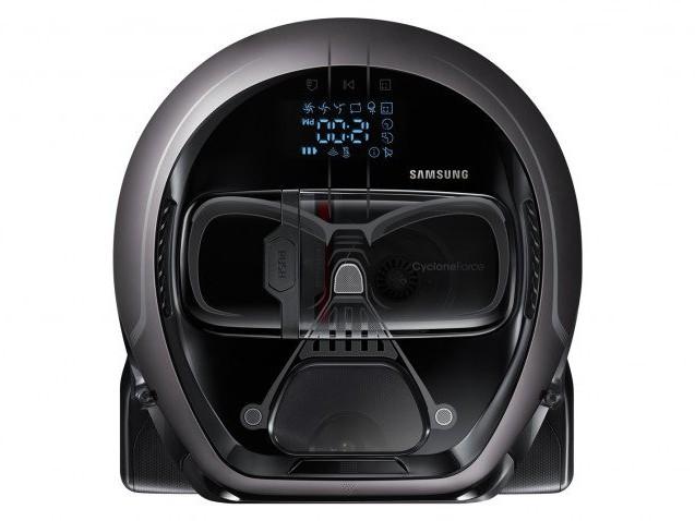 """Samsung lancia i robot aspirapolvere in versione """"Star Wars"""""""