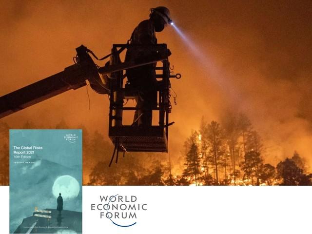 I maggiori rischi per il mondo nel 2021, secondo il World economic forum