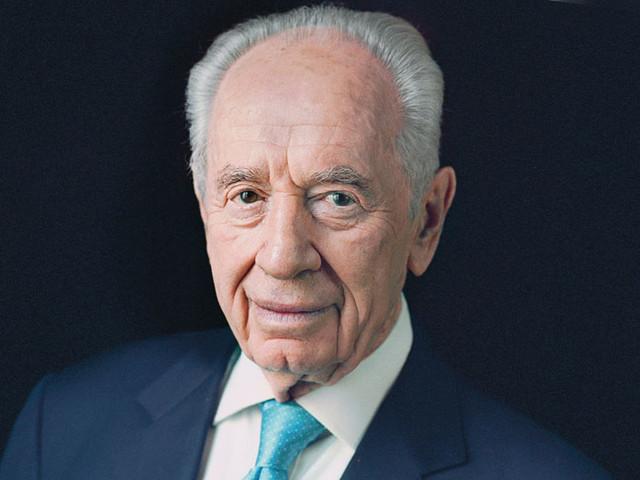 Biografia di Shimon Peres