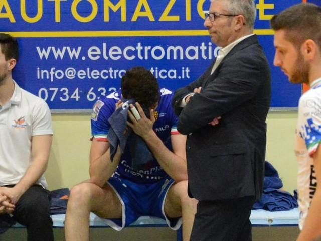 """Volley Potentino, coach Rosichini: """"Sintesi perfetta tra giovani e senatori"""""""