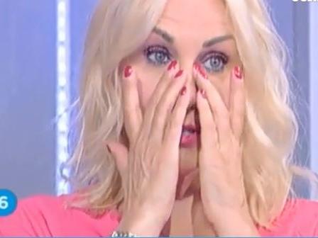 """Domenica In, Antonella Clerici: """"Mi facevo le punture prima di andare in onda"""""""
