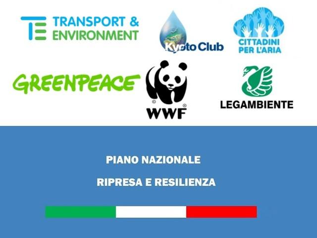Trasporti: città, elettrificazione e sicurezza dimenticate nella bozza di Pnrr approvata dal Governo