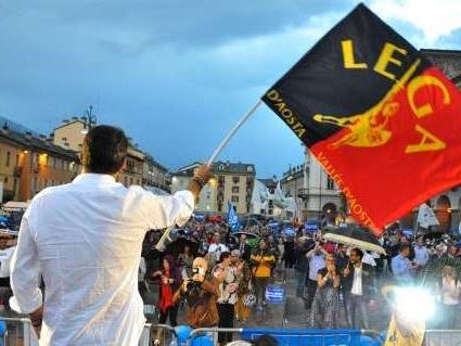 Valle d'Aosta: la Lega cresce ma il centrosinistra risorge