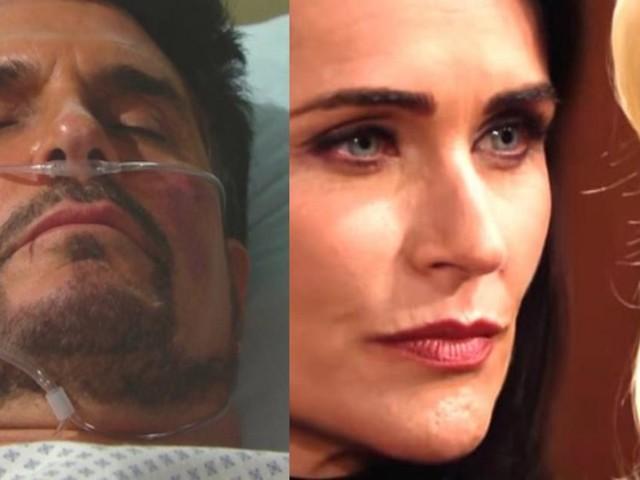 Beautiful, anticipazioni: Bill finisce in coma, Pam vuole liberarsi di Quinn