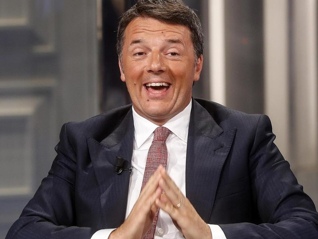 Così Matteo Renzi si è scisso da se stesso