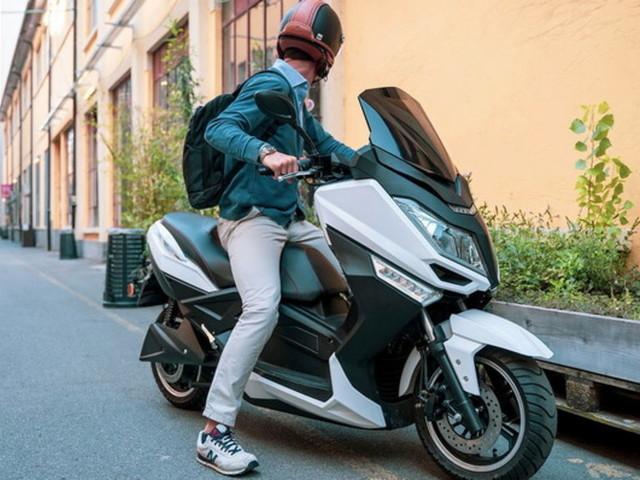 Jonway e l'efficienza di due nuovi scooter elettrici