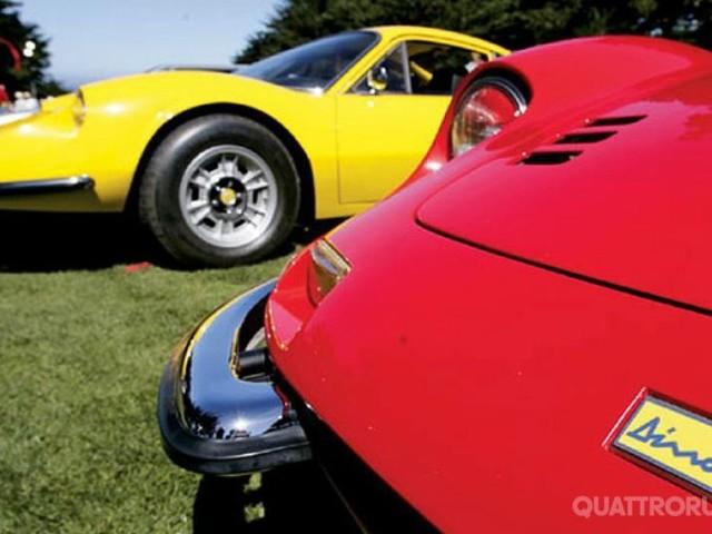 Dino 206 GT - Quella Ferrari in incognito che puntava a nuovi mercati