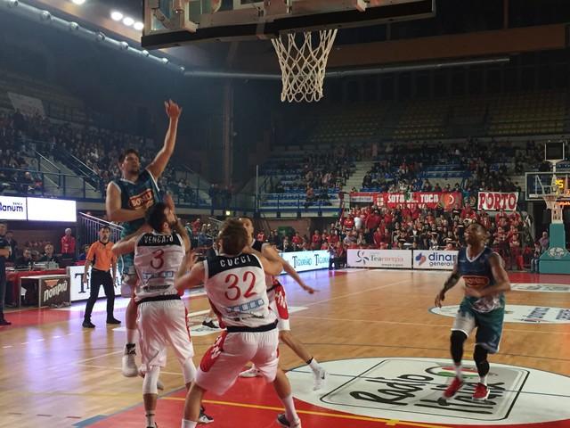 BONDI, una buona gara a Mantova non basta: 75-70