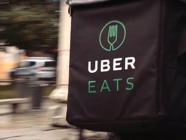 Assicurazione gratuita per i corrieri di UberEATS
