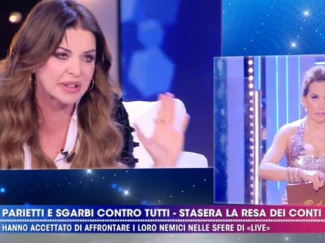 Alba Parietti/ La donna grande se ha ancora un bel fisico piace e ha fascino