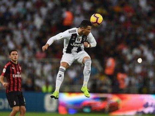 Supercoppa Italiana, trionfa la Juventus grazie a Cristiano Ronaldo