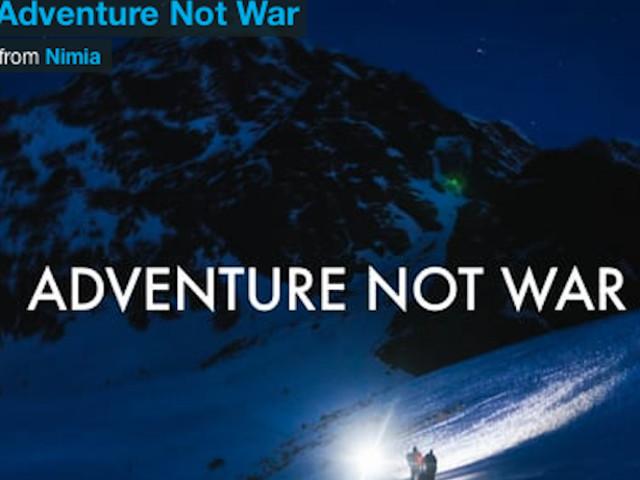 """VIDEO. """"Adventure not War"""". Trailer del film diretto da Max Lowe"""