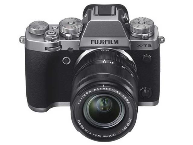 Il firmware 3.00 per Fujifilm X-T3 è pronto per il download