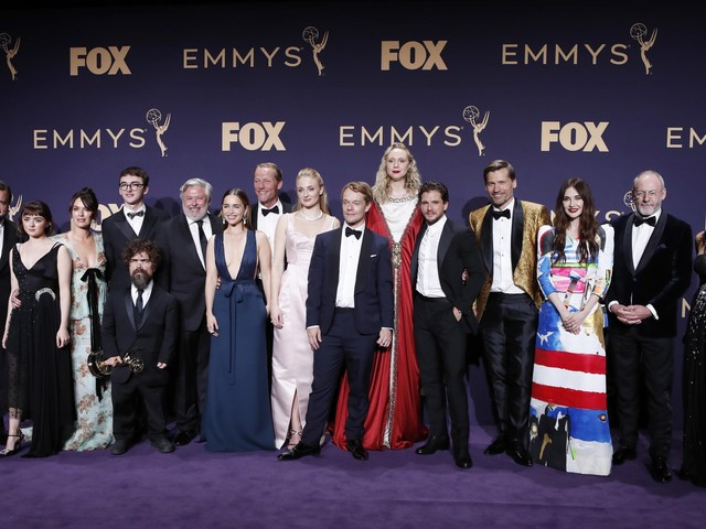 Al Trono di Spade va l'Oscar della Tv