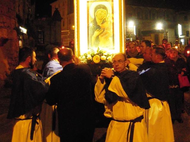 Tarquinia, Madonna di Valverde: entrano nel vivo i festeggiamenti in onore della patrona