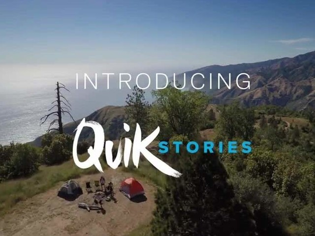 GoPro QuikStories, editing video per i social