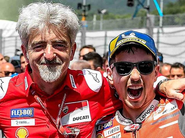 """Dall'Igna dice """"basta"""" a Jorge Lorenzo: nel mirino Ducati c'è un altro pilota"""