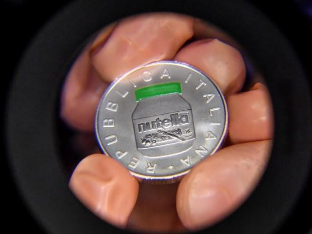 Dalla Zecca di Stato, nuove monete: c'è anche una che celebra la Nutella