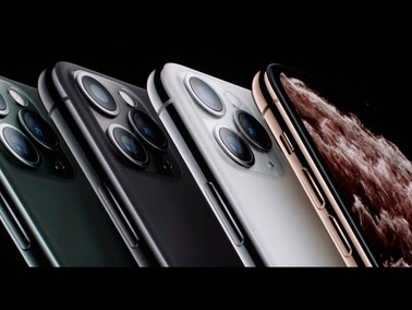 iPhone 11 Pro e Pro Max ufficiali con tripla fotocamera da 1.189 euro il 20/9